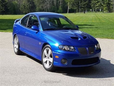 pontiac gto 2005 for sale 2005 pontiac gto for sale by owner in east peoria il 61635