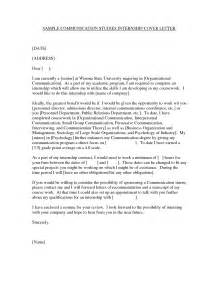 Sles Of Internship Cover Letters by 27 Executive Cover Letter For Business Internship For