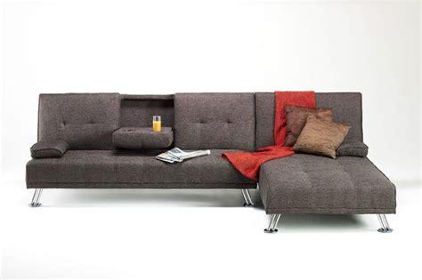 Fabric Corner Unit Suite Sofa Bed Living Room Furniture Corner Suite With Sofa Bed