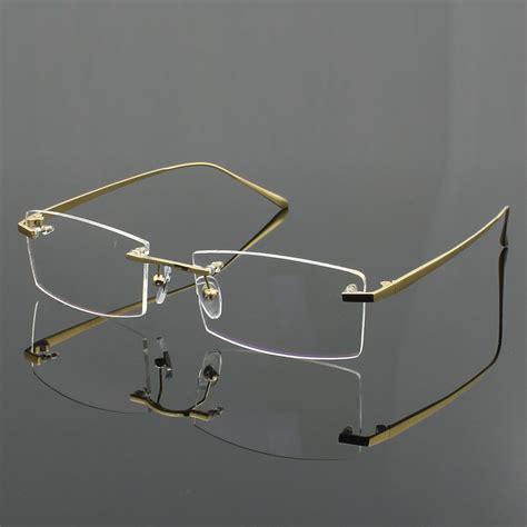 aliexpress buy 100 titanium s eyeglasses