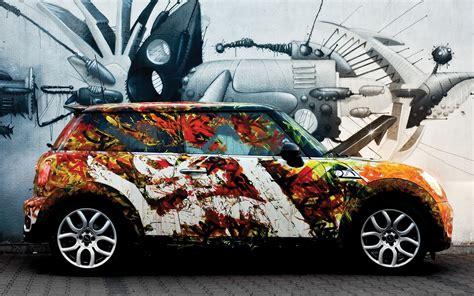 Car Graffiti Wallpaper by Car Vehicle Graffiti Wallpapers Hd Desktop And Mobile