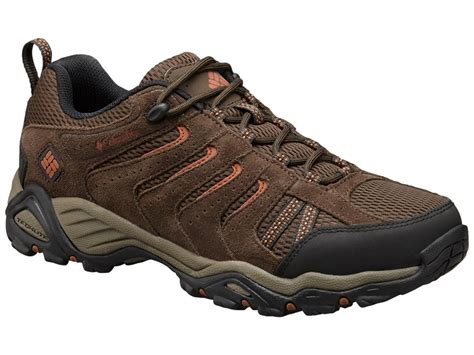 Airwalk Hiker Leather Syn Brown columbia plains ii low 4 hiking shoes upc 888667733826