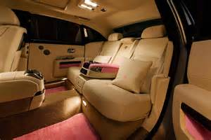 The Inside Of A Rolls Royce Rolls Royce Phantom Extended Wheelbase 2015 2017 2018