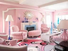 Pink Living Room Ideas For Shabby Chic Living Room Interior Design