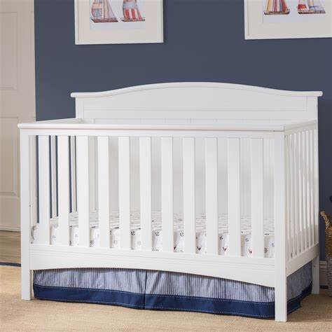 Delta 4 In 1 Convertible Crib Delta Children 4 In 1 Convertible Crib Reviews Wayfair