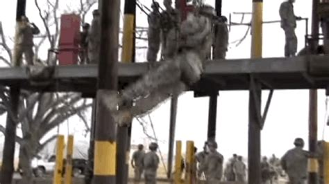 swing landing trainer these 10 photos and gifs show how paratroopers are made