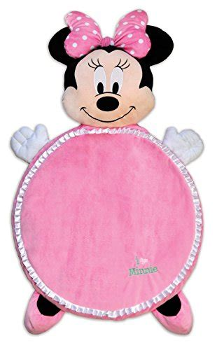 Coby Haus Playmat Mickey Mouse disney plush playmat minnie mouse baby toddler baby toys
