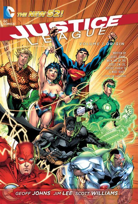Complete Coll By Geoff Johns Tp Vol 1 Mar130750 justice league vol 1 origin comic book daily