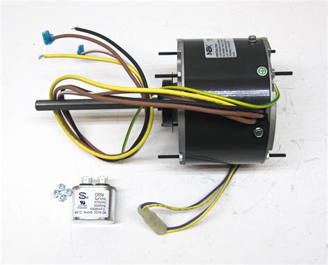 ac air conditioner condenser fan motor 1 5 hp 1075 rpm 230