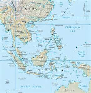 Map Se Asia by Southeast Asia Map Map Of South East Asia Southeast