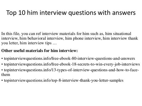 Or Question For Him Top 10 Him Questions With Answers