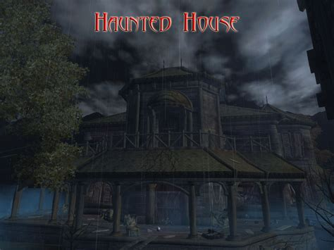 House Mod by Haunted House At Oblivion Nexus Mods And Community