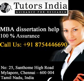 Getting Mba Assistance by Assignment Writing Help