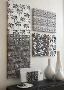 Hanging Frames Without Nails Fabric Wall Art Everythinginteriors