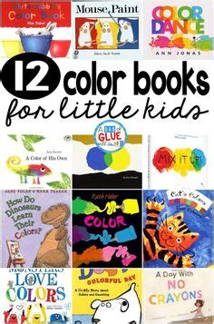 books about colors 1000 ideas about preschool color theme on