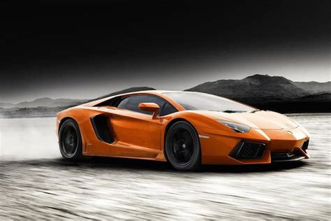 Lamborghini Aventador Dual Clutch The 25 Fastest Cars In The World Pictures Specs