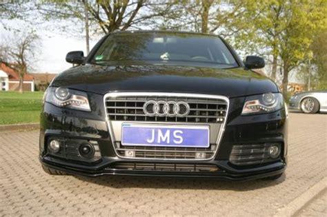 Audi A4 Tuning Shop by Jms Racelook Frontlippe Audi A4 B8 Ab 07 Jms