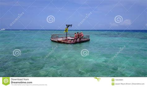 drone with pontoons v09209 group of young beautiful girls sunbathing on