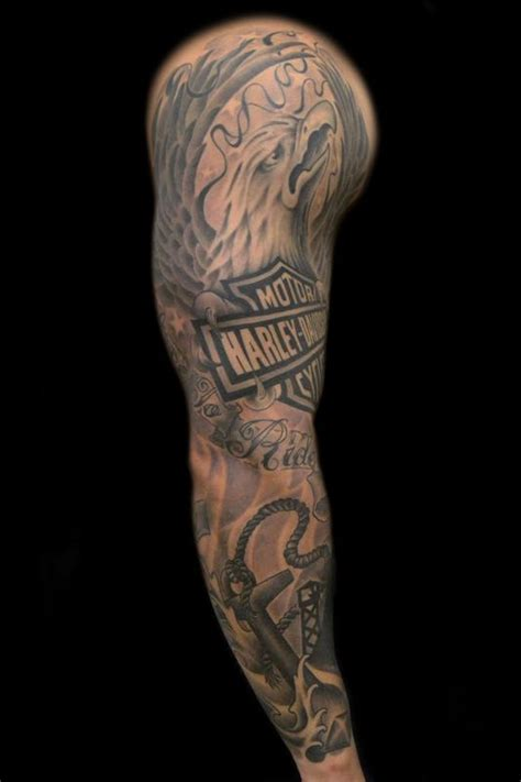 black and gray sleeve by ashley bubbles mcbride tattoos black and gray sleeve by diego tattoonow