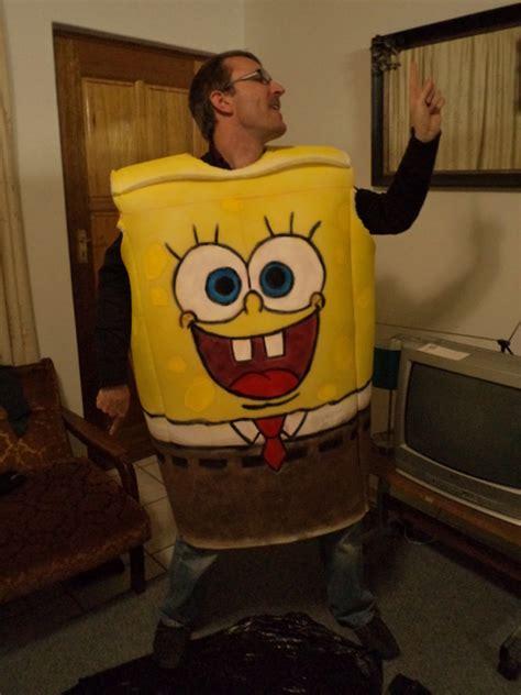 Spongebob Wardrobe by Spongebob Costume 183 How To Make An Chracter Costume