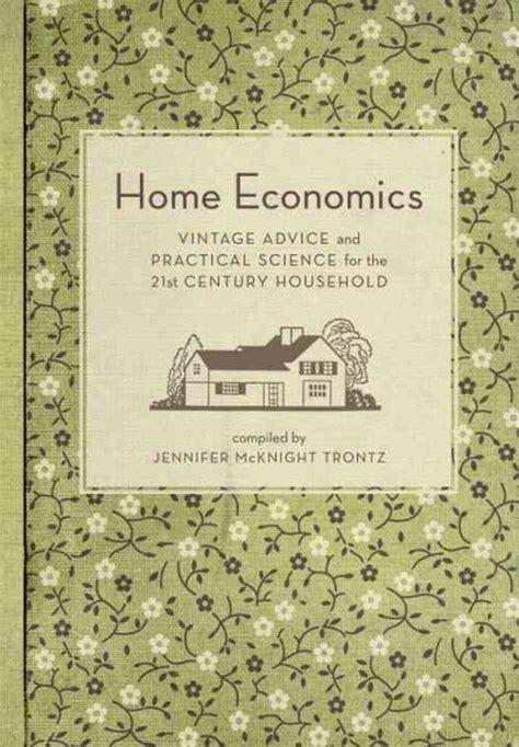 home economics npr