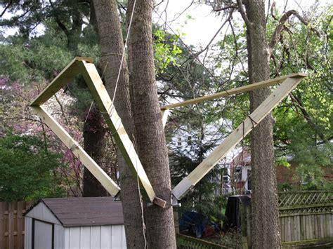 Backyard Playhouse Designs Tree House Hardware Kit Best House Design