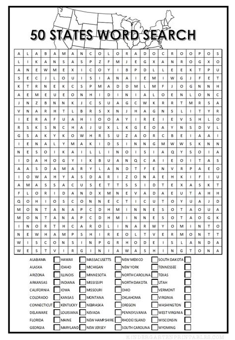 printable word search united states search results for free printable united states word