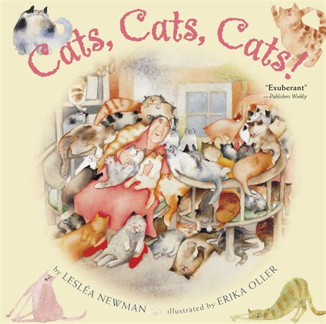 cat in the clouds books cats cats cats book by lesl 233 a newman erika oller