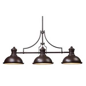 Linear Island Lighting with Chadwick Three Light Linear Island Pendant 66135 3 Destination Lighting