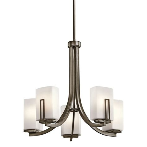 Www Kichler Lighting Kichler Lighting 42426swz Leeds Soft Contemporary Chandelier Kch 42426 Swz