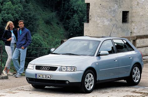 Audi A3 Attraction 1 6 by Audi A3 1 6 Attraction 8l 2000 Parts Specs
