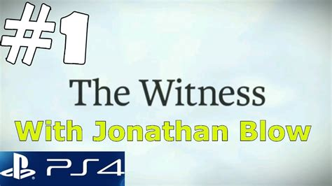 the witness ps4 walkthrough ios android guide unofficial books the witness jeu pc images vid 233 os astuces et avis