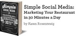 your cockapoo a thirty minute guide books simple social media marketing your restaurant in 30