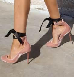 Marks Spencer Sofas Shoes Velvet Velvet Shoes Pink Heels Pink Shoes Pink