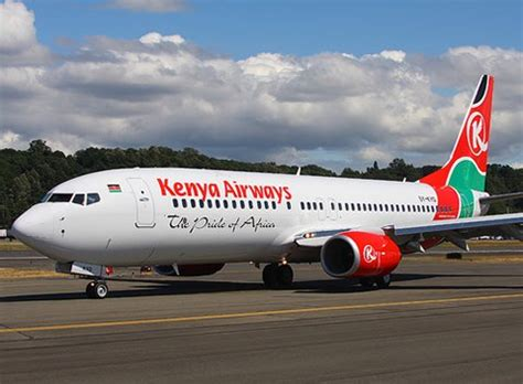 kenya airways starts  stop daily flight   york