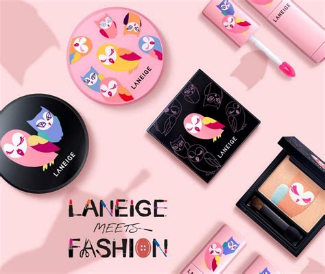 Laneige X Lucky Chouette Limited Clotch laneige x lucky chouette drops a limited edition lineup of
