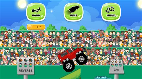 monster truck games videos for kids monster truck game for kids download apk for android