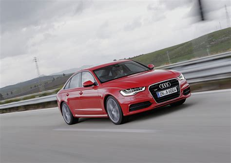 Audi A6 Günstig foto exteriores 13 audi a6 sedan 2012