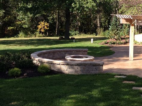 Custom Fire Pits And Fireplaces In Kansas City Custom Firepit