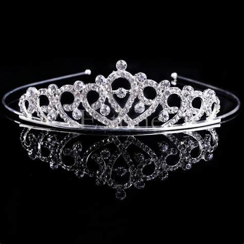 Tiara Princess Crown Mahkota Permata Type I buy wholesale tiara from china tiara wholesalers aliexpress