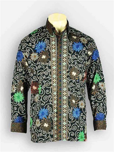 Kemeja Batik Pgri 44026 seragam batik katun