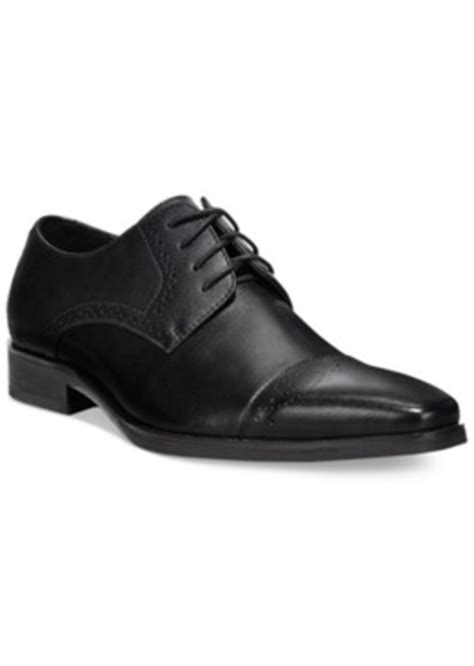 macys mens athletic shoes alfani alfani nolan cap toe oxfords only at macy s s