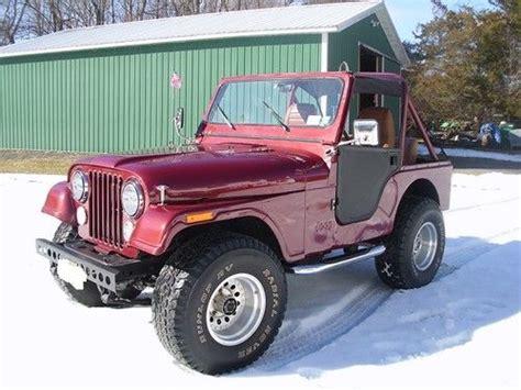 Jeep Newburgh Ny Sell Used Jeep Cj5 V8 1979 4x4 In Newburgh New York