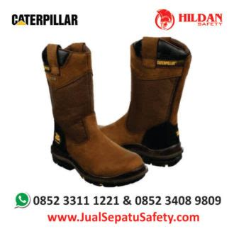 Sepatu New Boots Boots Caterpilar Boots Safety Boots Boots B harga sepatu boot caterpillar original jualsepatusafety