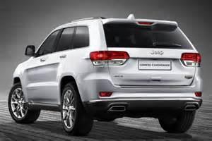 2016 jeep grand diesel and interior refresh srt