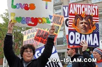 satu   warga  percaya obama  antikris iblis