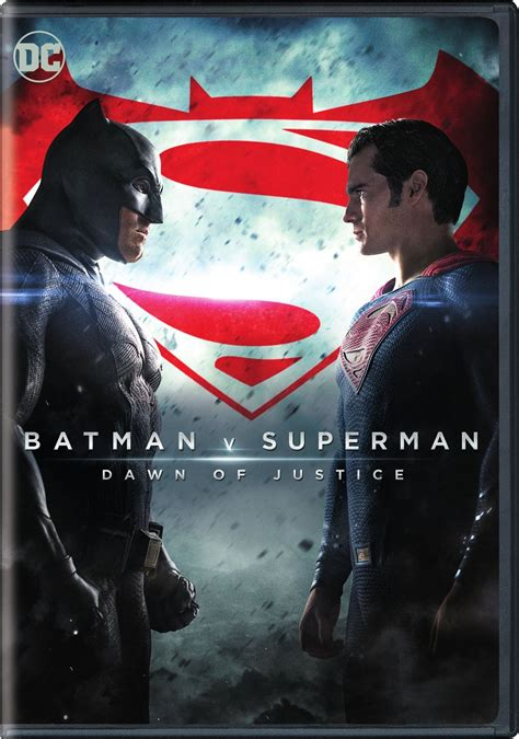 dawn batman v superman batman v superman dawn of justice dvd release date july