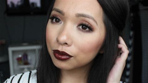 film makeup youtube vy fall winter makeup w mac film noir beauty youtube