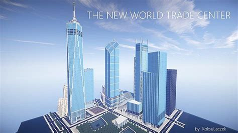 Floor Plans Nyc the new world trade center minecraft project