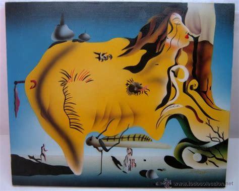 imagenes surrealistas de salvador dali pintura surrealista firmada copia de salvador comprar